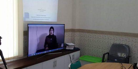 Seminar Proposal Online Mahasiswa PPL Internasional