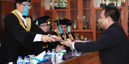 FKIP Tambah Doktor Dalam Bidang Ilmu Sastra