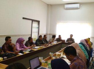 Rapat Koordinasi Program Kerja Tahun Anggaran 2018