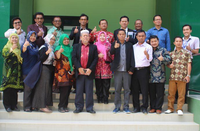 FKIP Untirta Menerima Kunjungan Dari Krabi Thailand