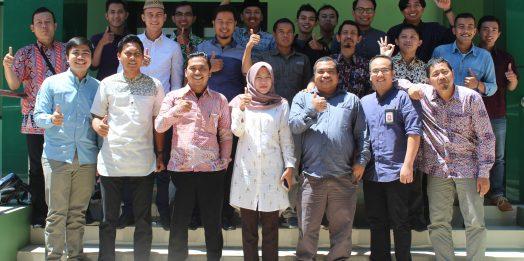 Silaturahmi Alumni FKIP dengan Pimpinan FKIP