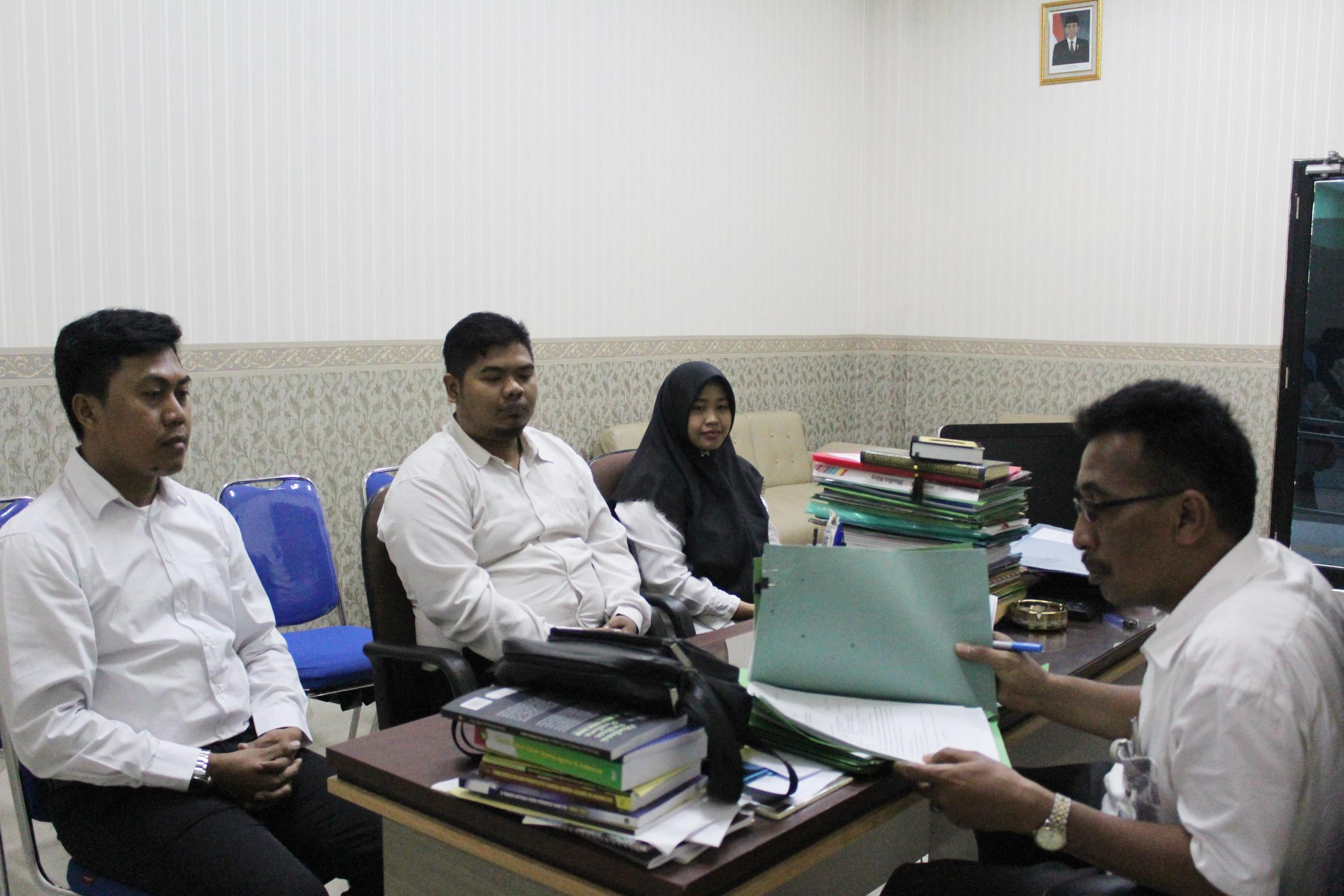 Interview dan Tes Microteaching Pegawai Tetap Dosen Non PNS FKIP