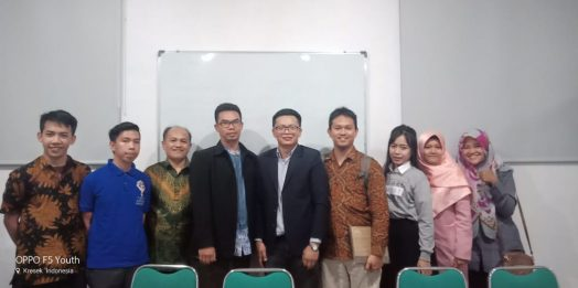 MONITORING DOSEN PENDAMPING PROGRAM SEA-TEACHER DARI THAILAND