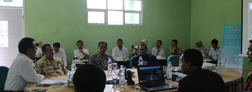 Tim Asesor BAN-PT Lakukan Visitasi Ke Jurusan Pendidikan Teknik Elektro