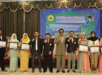 276 Wisudawan/ti FKIP Mengikuti Yudisium Fakultas