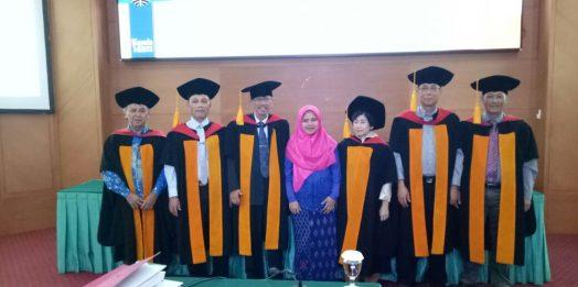 Prodi Pendidikan Kimia Tambah Doktor