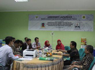 Asesmen Lapangan Akreditasi jurusan Pendidikan Sendratasik