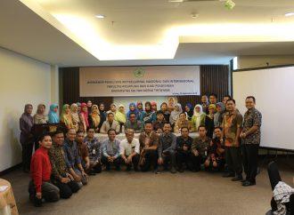 FKIP Adakan Workshop Penulisan Artikel Jurnal Nasional dan Internasional