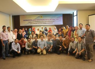 Workshop Hak Kekayaan Intelektual