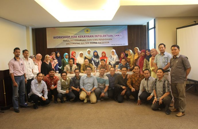 Workshop Hak Kekayaan Intelektual