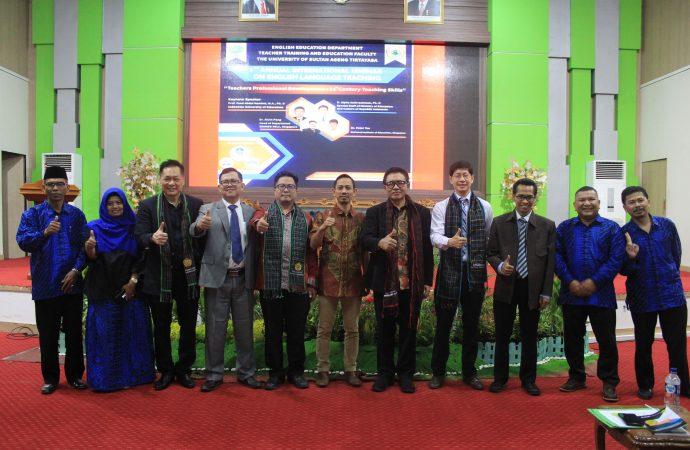 Jurusan Pendidikan Bahasa Inggris Undang 4 Pembicara dalam Seminar Internasional