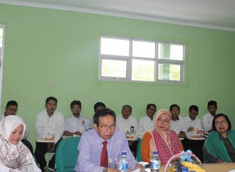 Kegiatan Visitasi Asesor BAN-PT Terhadap Jurusan Pend. Sejarah FKIP UNTIRTA