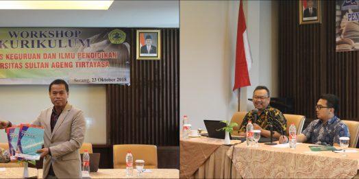 FKIP Selenggarakan Workshop Mengenai Kurikulum