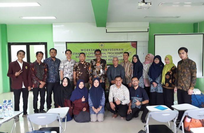 Workshop Penyusunan SOP Jurusan PPKn