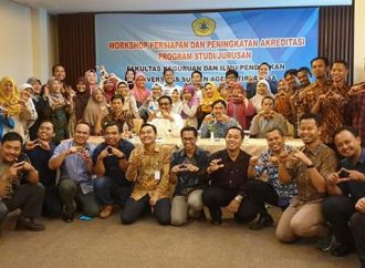 Workshop Persiapan dan Peningkatan Akreditasi Program Studi Jurusan