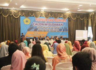 "Yudisium FKIP Periode III Tahun 2018 ""Yakin Menjemput Asa"" Fakultas Keguruan dan Ilmu Pendidikan Universitas Sultan Ageng Tirtayasa"