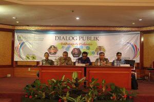 Ikatan Alumni PBSI FKIP UNTIRTA Undang 3 Narasumber dalam Dialog Publik