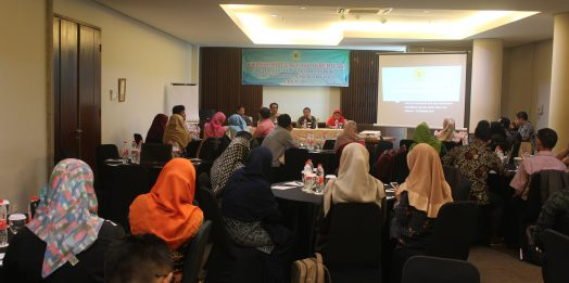 Workshop Evaluasi Akreditasi FKIP UNTIRTA