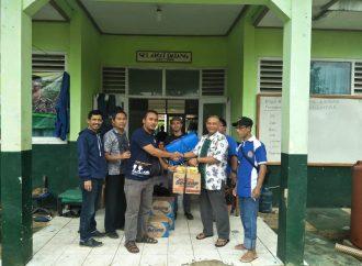 Rombongan FKIP Untirta Salurkan Bantuan ke Posko Pengungsian Pandeglang dan Cinangka