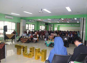 Jurusan Pendidikan Bahasa Indonesia FKIP UNTIRTA Sambut Ulang Tahun yang Ke-33