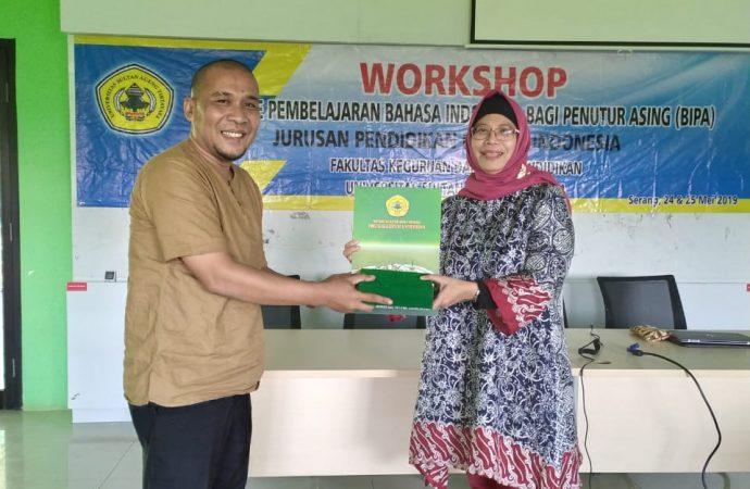 Pembelajaran Bahasa Indonesia Bagi Penutur Asing (BIPA)