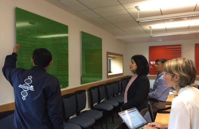 Seorang Dosen muda FKIP Untirta berkesempatan ke UK dengan dana hibah penelitian dari University of Dundee, Skotlandia mengenai STEM Education.