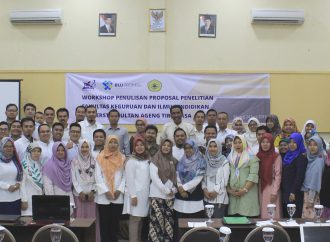 WORKSHOP PENULISAN PROPOSAL PENELITIAN FKIP UNTIRTA