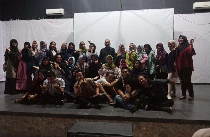 Mahasiswa Pendidikan Bahasa Indonesia Gelar Pementasan Teater
