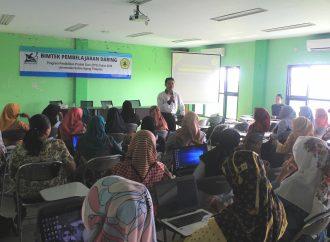 Bimtek dan Sosialisasi Daring Tahap 4 Program Profesi Guru FKIP Untirta