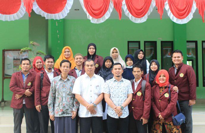 Kepala Disdikpora Kab. Anambas Kep. Riau Kunjungi Peserta PPG di FKIP Untirta