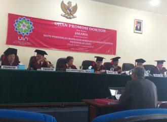 FKIP UNTIRTA Tambah Doktor di Bidang Pendidikan Islam