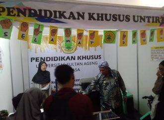 Jurusan PKh FKP Untirta Ikut Memeriahkan HUT Kota Serang