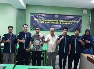 Workshop Pengenalan Teknologi DCS Jurusan PVTE FKIP UNTIRTA