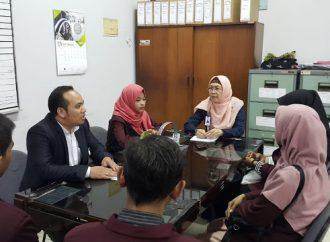 Penerimaan Mahasiswa Program Latihan Profesi (PLP) Mahasiswa Jurusan Pendidikan Nonformal FKIP UNTIRTA di Training Centre Krakatau Steel (KS), Cilegon