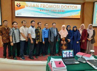Dosen PGSD Untirta, Ratna Sari Dewi Berhasil Raih Gelar Doktor Pendidikan Dasar di UPI