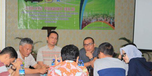 Evaluasi Program Kerja Akhir Tahun PPG Tahun 2019