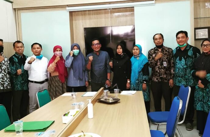 FKIP Universitas Tadulako Kunjungi FKIP UNTIRTA