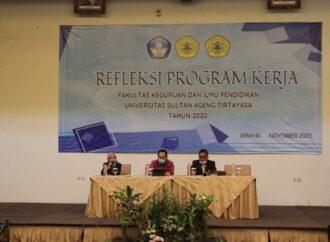 Evaluasi Hasil Kinerja, FKIP Selenggarakan Refleksi