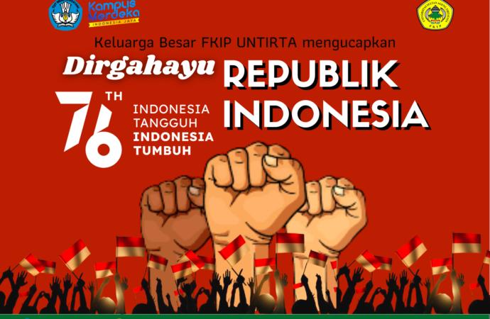HUT Republik Indonesia Ke-76