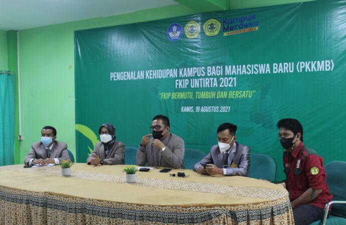 PENGENALAN KEHIDUPAN KAMPUS BAGI MAHASISWA BARU  FAKULTAS KEGURUAN DAN ILMU PENDIDIKAN  TAHUN 2021
