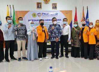 Penandatanganan Perjanjian Kerja Sama FKIP UNTIRTA dan FKIP UPG